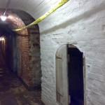 Brick Walls Re-limewashed