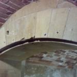Vault Stone Doorway Cleaned